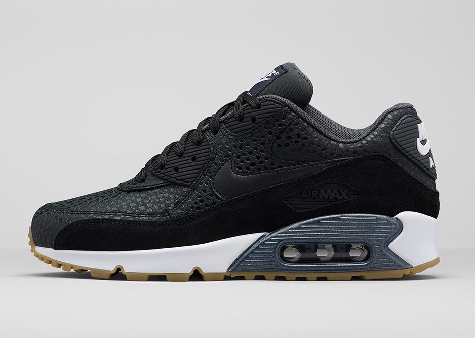 nike wmns air max 90 prm black safari le site de la sneaker. Black Bedroom Furniture Sets. Home Design Ideas