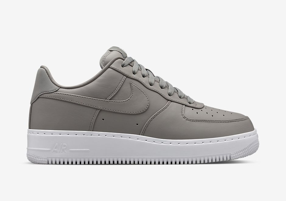 NikeLab Air Force 1 Charcoal & Haze Le Site de la Sneaker