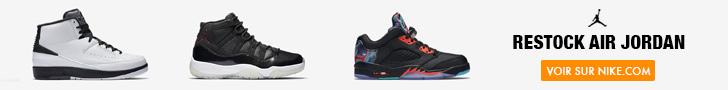 Air Jordan restock
