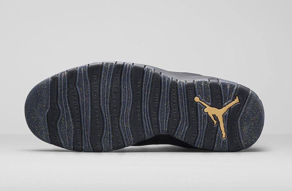Air Jordan 10 'NYC' City Pack 2016