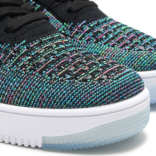 Nike Air Force 1 Low Flyknit Blue Lagoon