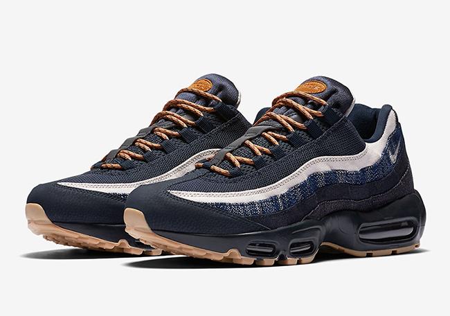 Le Site Premium Max Sneaker De Denim Nike La Air 95 YqxnXR