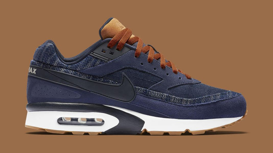 nike air max bw denim le site de la sneaker. Black Bedroom Furniture Sets. Home Design Ideas