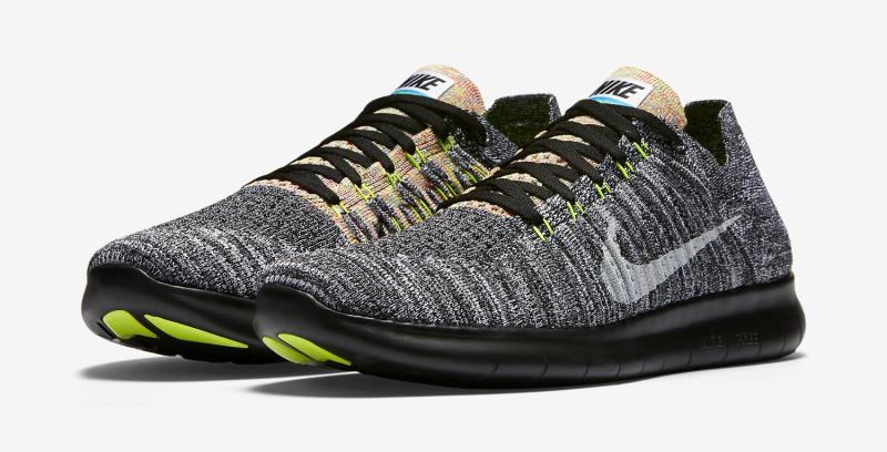 grossiste d1e48 dbef3 Nike Free RN Flyknit Multicolor - Le Site de la Sneaker