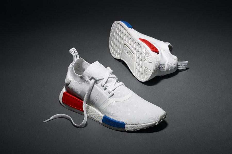 Adidas Nmd R1 Primeknit Blanco Y eUYAG
