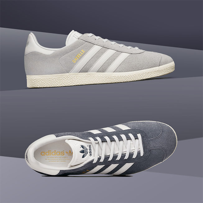 purchase cheap e5670 6ba02 adidas Originals Gazelle Vintage Suede Pack
