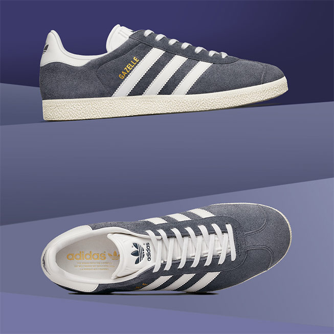 adidas Originals Gazelle Vintage Suede Pack