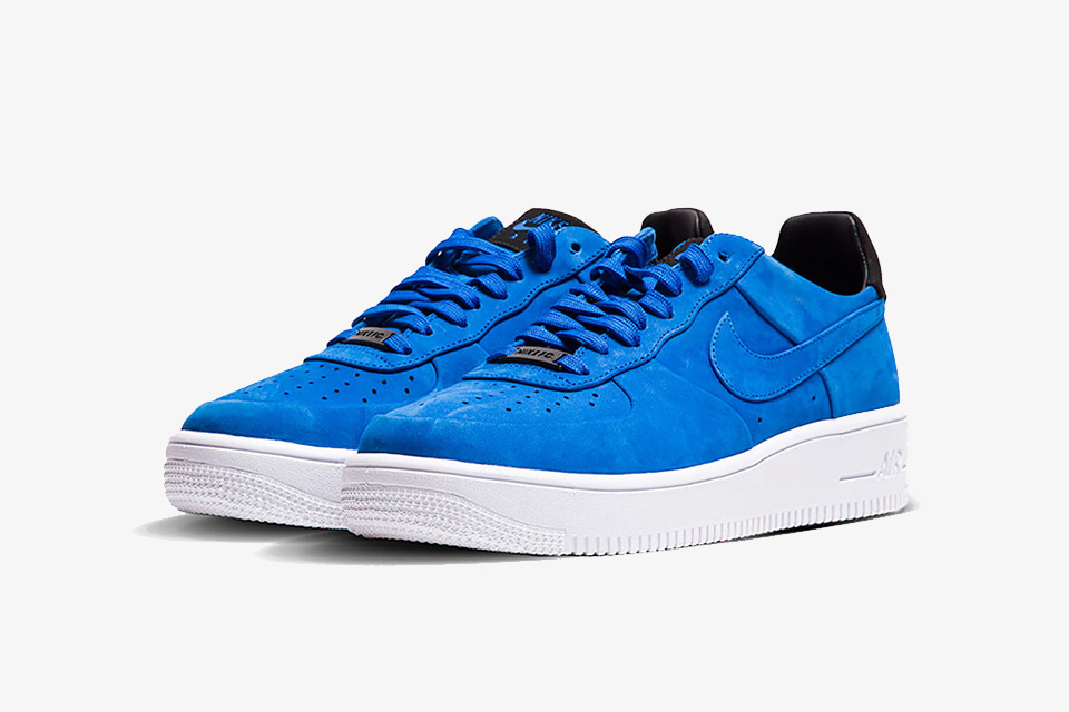 sale retailer 029ca 663b4 ... coupon code nike air force 1 ultra fc hyper cobalt b30dc 69052