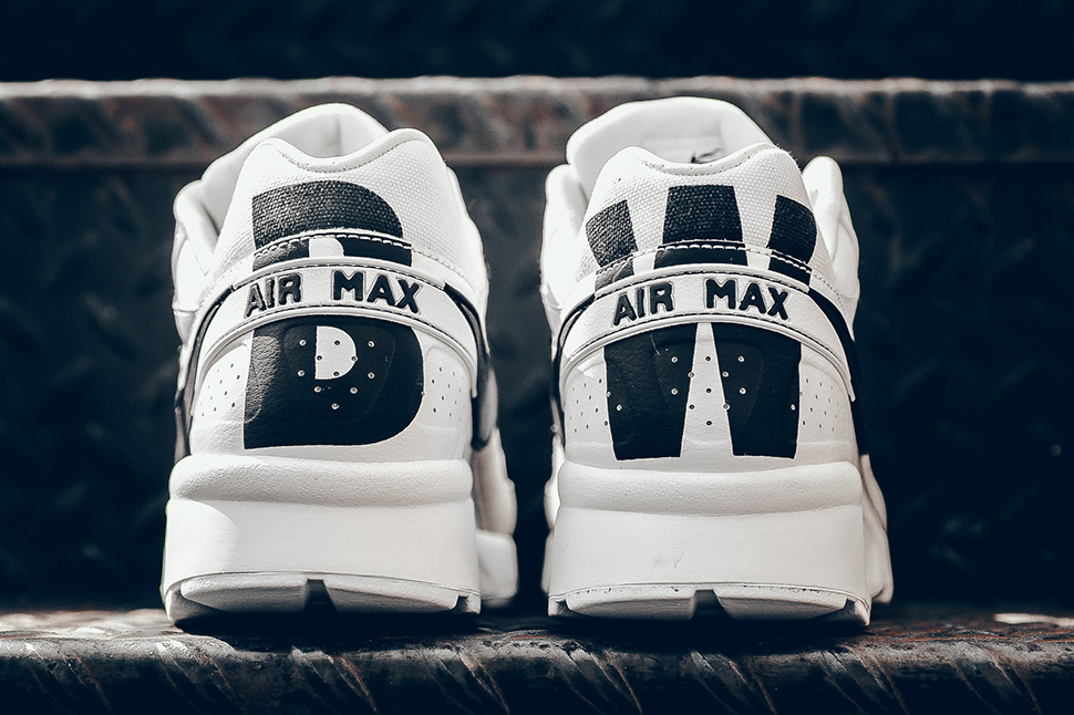 air max blanche bw