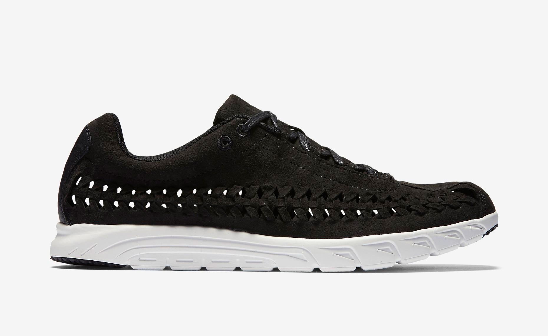 Nike MAYFLY WOVEN Noir xuLTJuI6