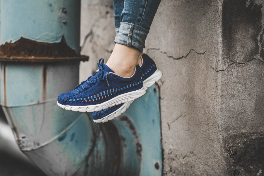 finest selection e8df2 edcc2 Nike WMNS Mayfly Woven Coastal Blue