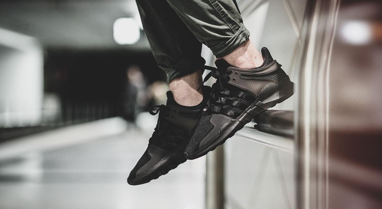 adidas EQT Support ADV 'Triple Black'