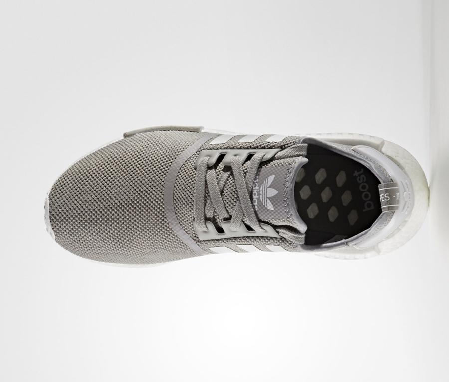 Adidas R1 Nmd Gris Carbón K9suO