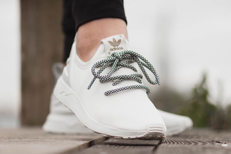 lowest price 83458 009fe ... adidas flux adv white