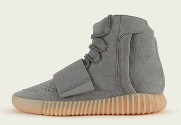 adidas Yeezy Boost 750 Light Grey/Gum