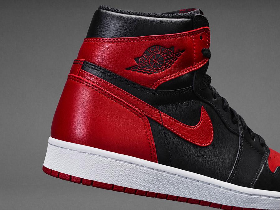 buy online b25db 2d819 Air Jordan 1 Retro High OG Banned