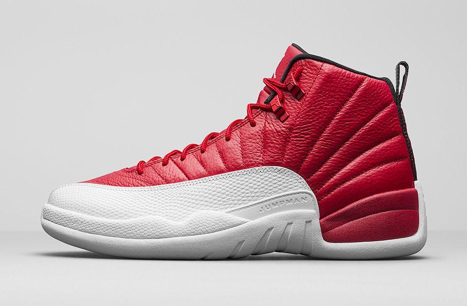 purchase cheap 7ffb5 d4175 Air Jordan 12 Retro Gym Red