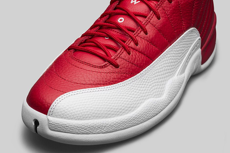 af152528ca5 Air Jordan 12 Gym Red - Le Site de la Sneaker