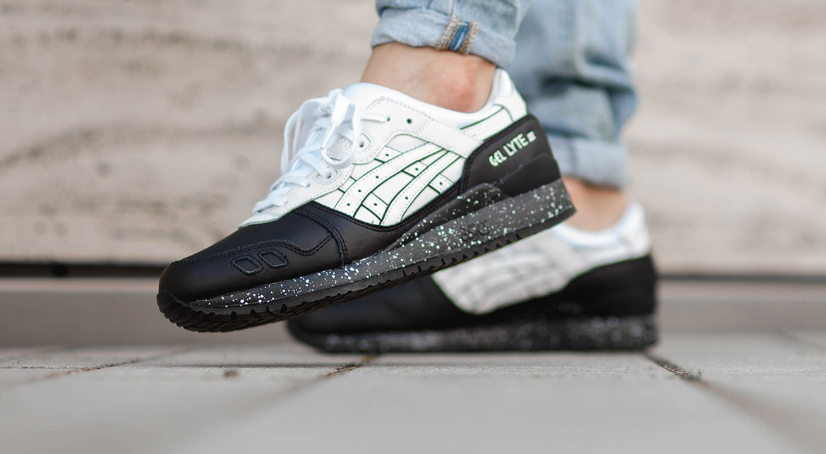 asics gel lyte iii oreo pack le site de la sneaker. Black Bedroom Furniture Sets. Home Design Ideas