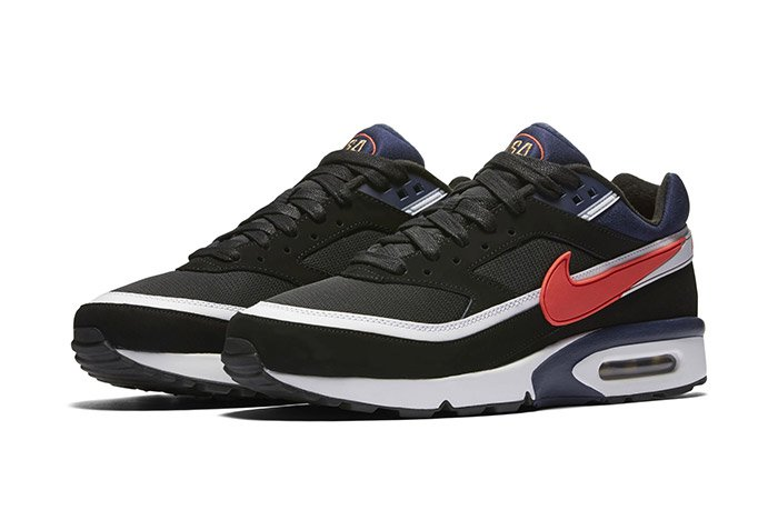plus de photos d6586 c8763 Nike Air Max BW 'Olympic USA'