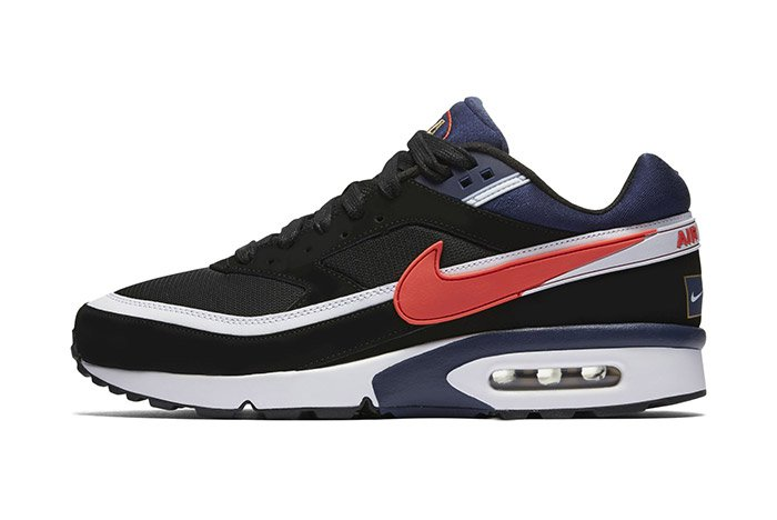 classic shoes new design get cheap Nike Air Max BW 'Olympic USA'