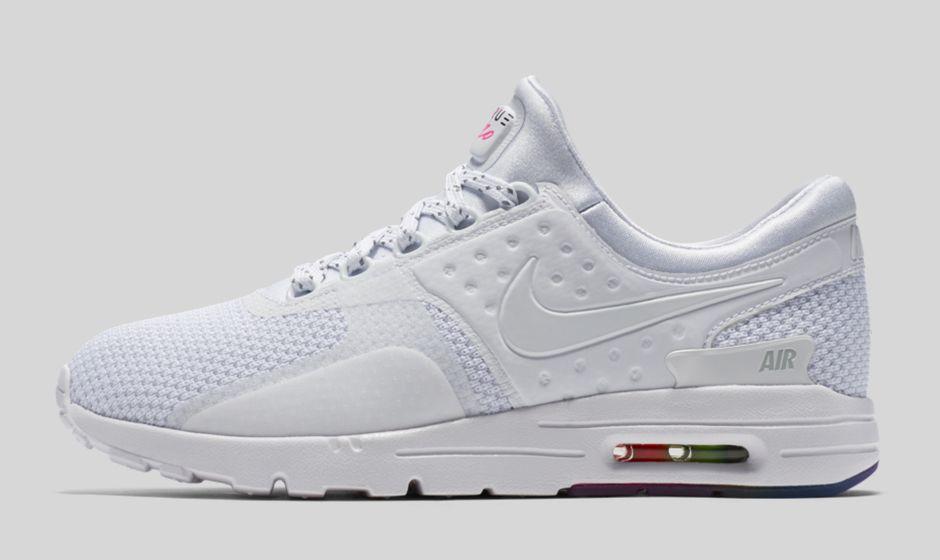 hot sale online 3892e 410b5 Nike WMNS Air Max Zero 'Be True'