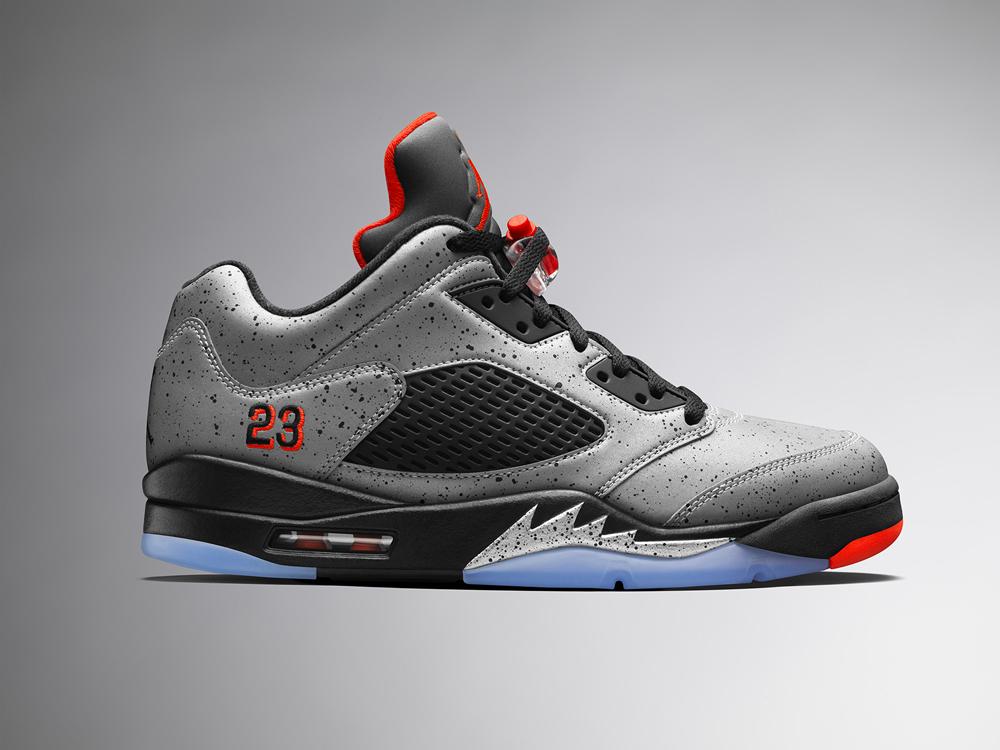 1b86c5784a0 Air Jordan 5 Low Neymar - Le Site de la Sneaker