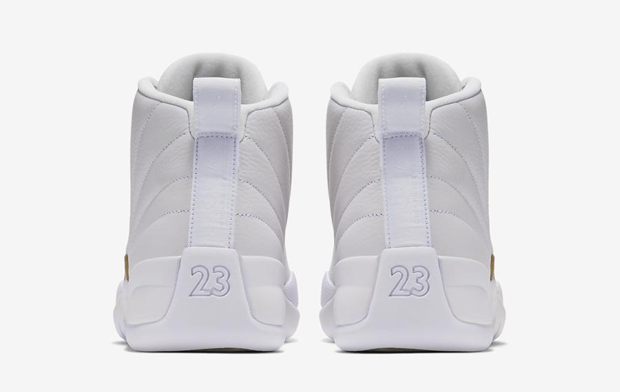 air jordan 12 all white