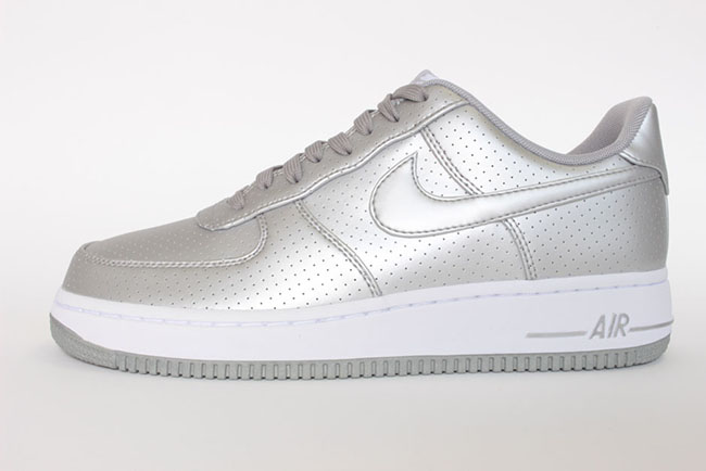 cheap for discount 34ddc 2c871 nike air force one argent