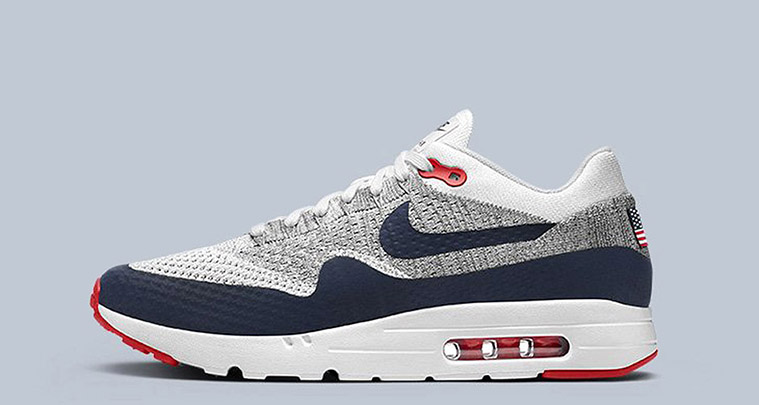 nike air max 1 ultra flyknit id le site de la sneaker. Black Bedroom Furniture Sets. Home Design Ideas