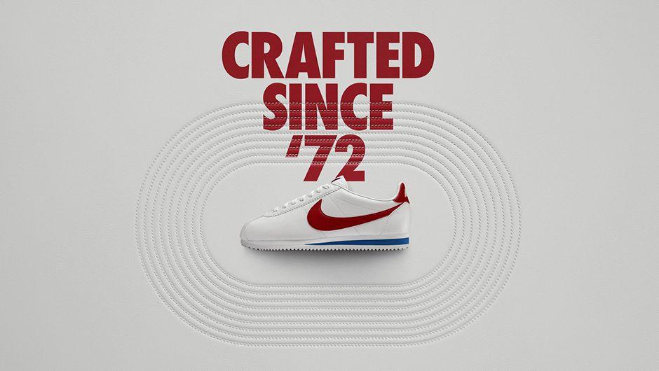 formación Adelante proporcionar  Nike Classic Cortez OG