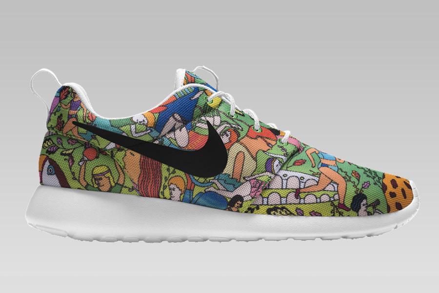 nouveau produit a6e55 ce42a nike roshe run Archives - Le Site de la Sneaker