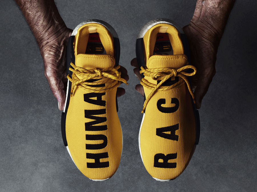 adidas human race soldes