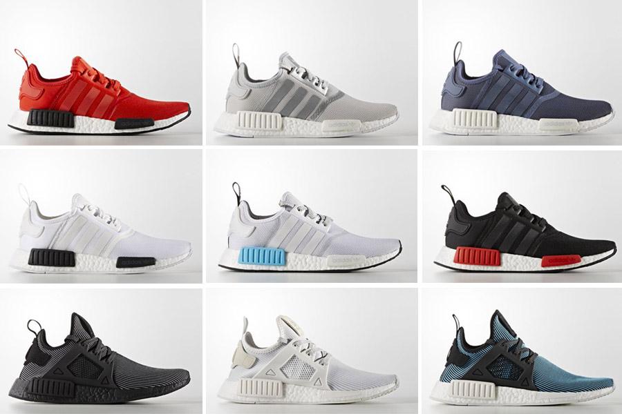 adidas NMD Collection Eté 2016 - Le Site de la Sneaker c629cc5dc242