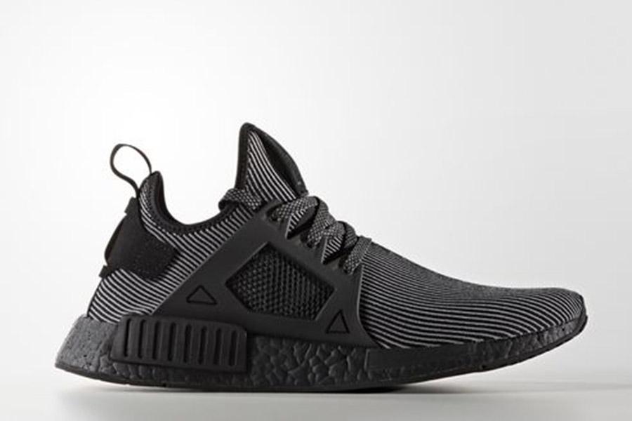 adidas nmd noire et blanche