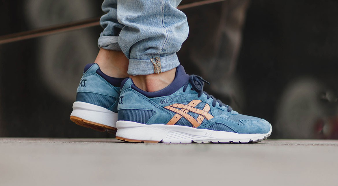 timeless design 2b1cc 62f20 Asics Gel Lyte V 'Blue Mirage'