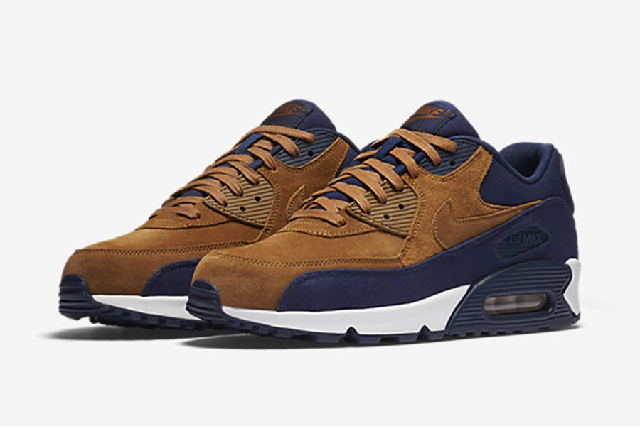 Nike Air Max 90 Premium 'Ale Brown'