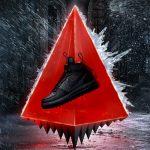 Nike WMNS Lunar Air Force 1 Flyknit Sneakerboot