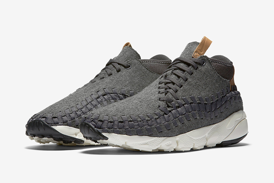 nike air footscape woven archives le site de la sneaker. Black Bedroom Furniture Sets. Home Design Ideas