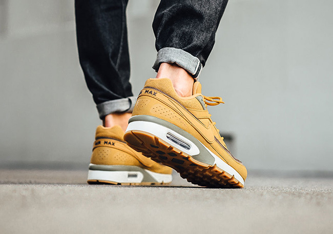 air max bw marron