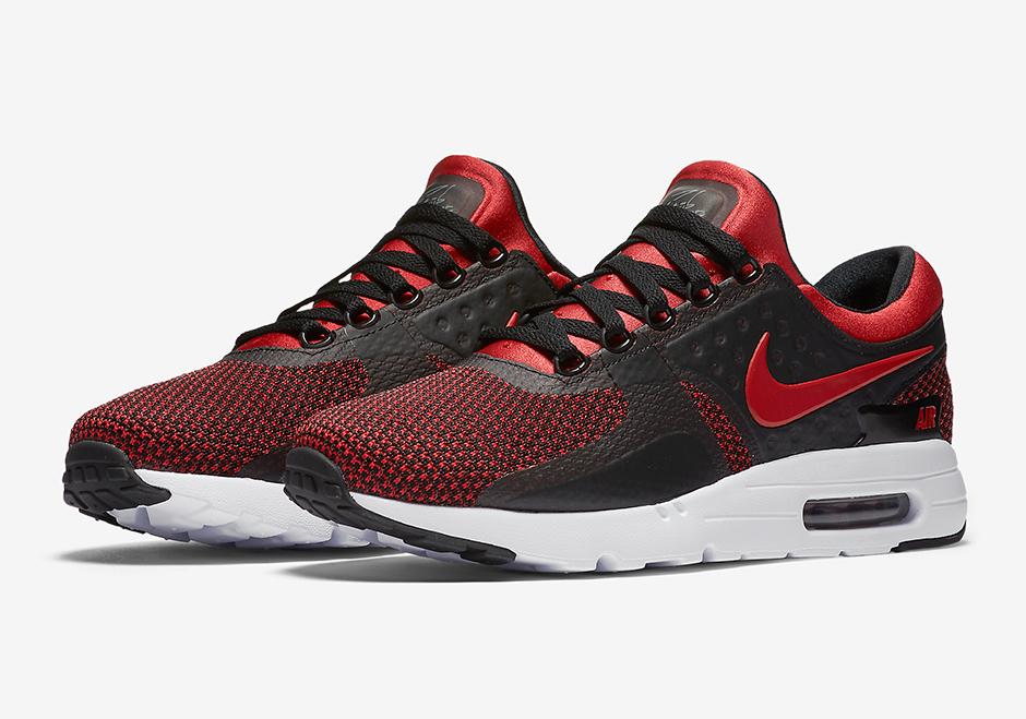 Nike Air Max Zero Bred