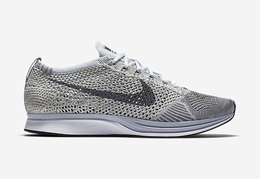pretty nice 3edab 1c6b6 Nike Flyknit Racer Pure Platinum - Preview