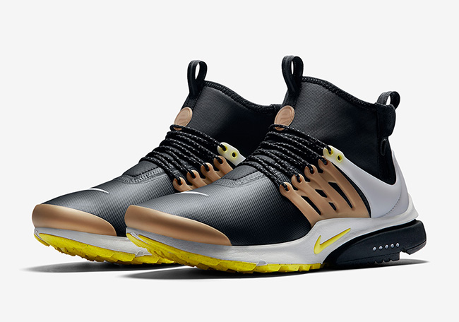 plus récent bc668 94cd4 Nike Air Presto Mid Utility Collection