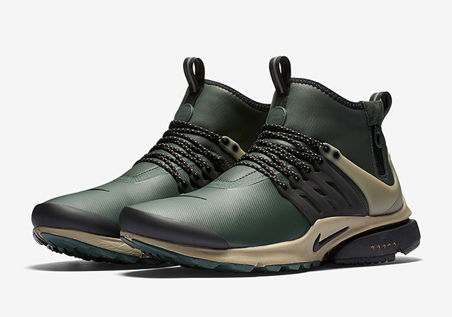 plus récent e352e 36481 Nike Air Presto Mid Utility Collection