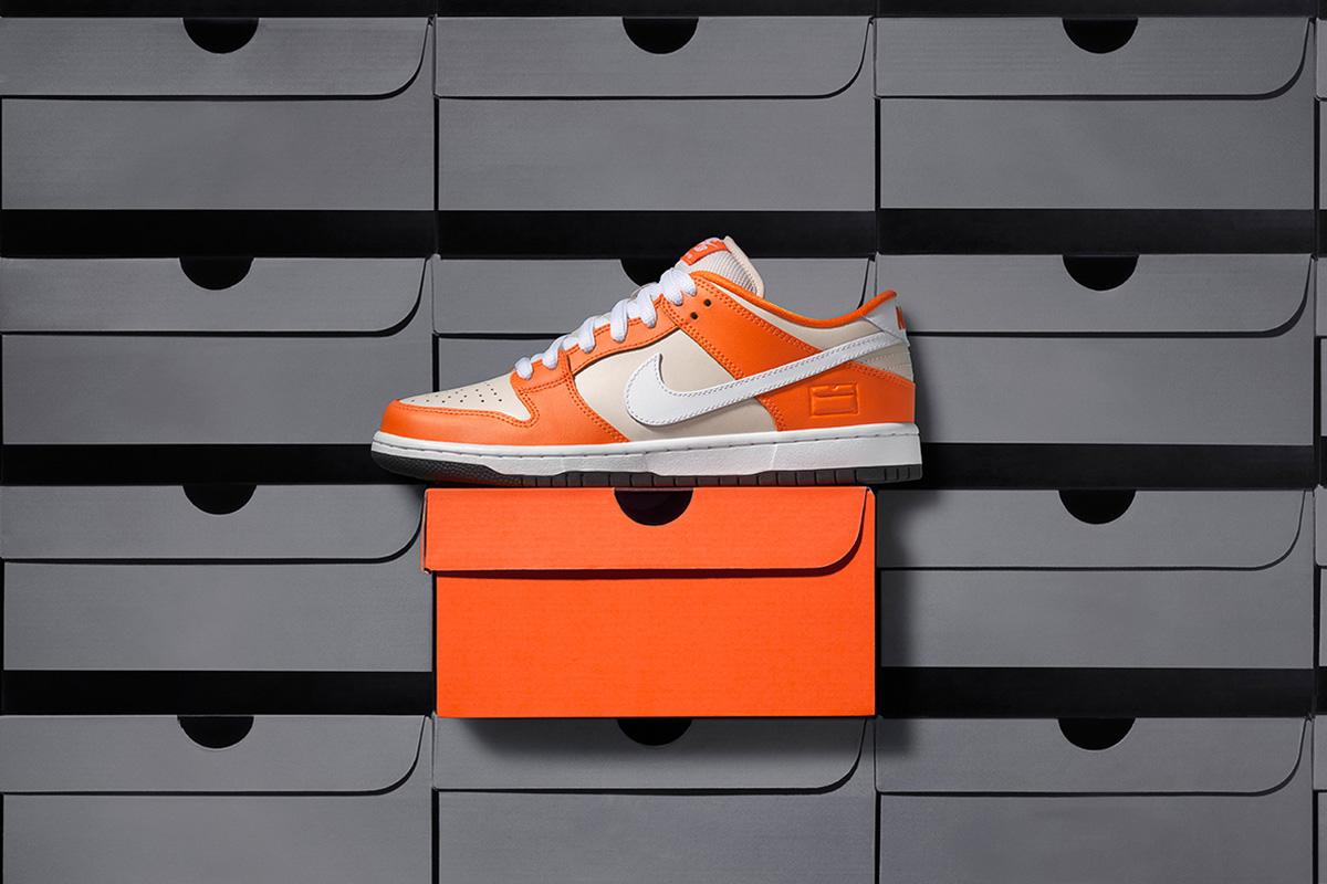 super popular 1ad3c 231e2 Nike SB Dunk Low Shoebox