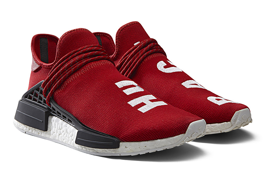 adidas nmd rouge