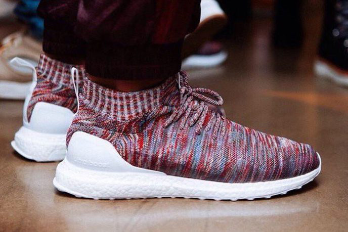Ronnie Fieg x adidas Ultra Boost Mid Preview Le Site de