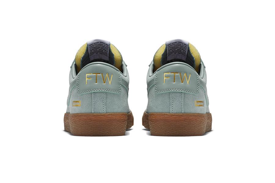 buy online 5ddec a8181 Supreme x Nike SB Blazer Low GT