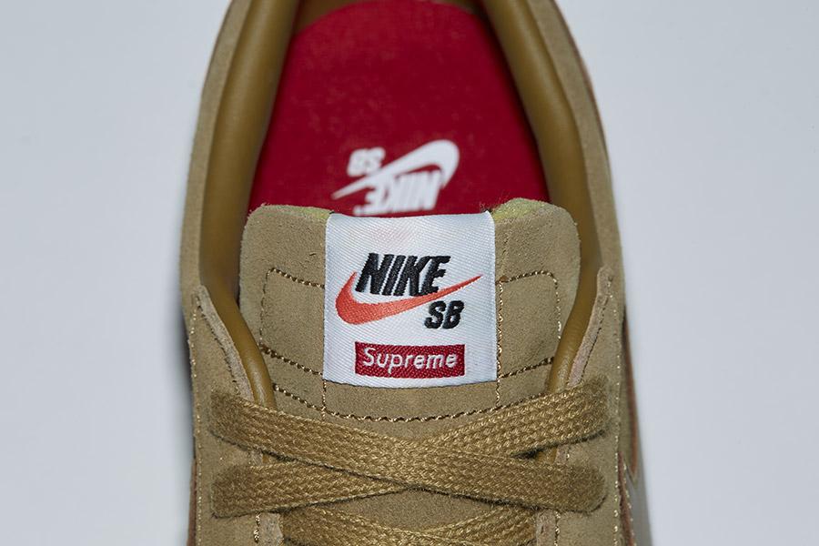 buy online 36135 37fef Supreme x Nike SB Blazer Low GT