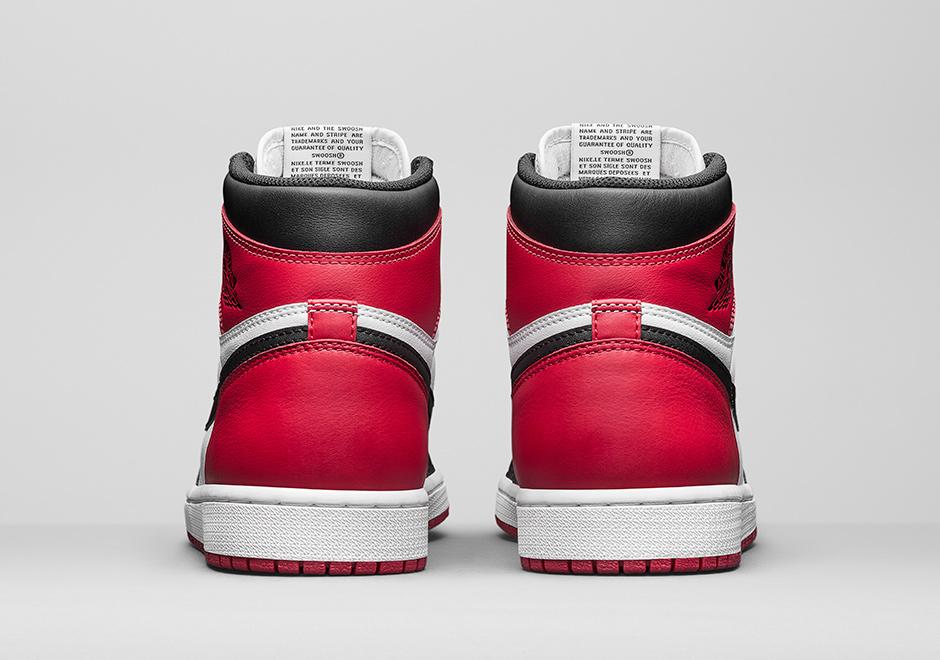 669c77e1f04 Air Jordan 1 Black Toe - Le Site de la Sneaker